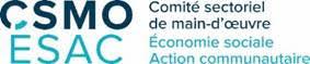 CSMO-ESAC - Comité sectoriel de main d'oeuvre - Économie sociale Action communautaire